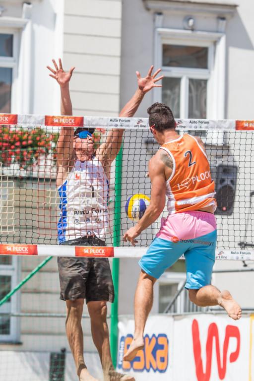 Drugi dzień Beach Volleyball Płock - Zdjęcie główne
