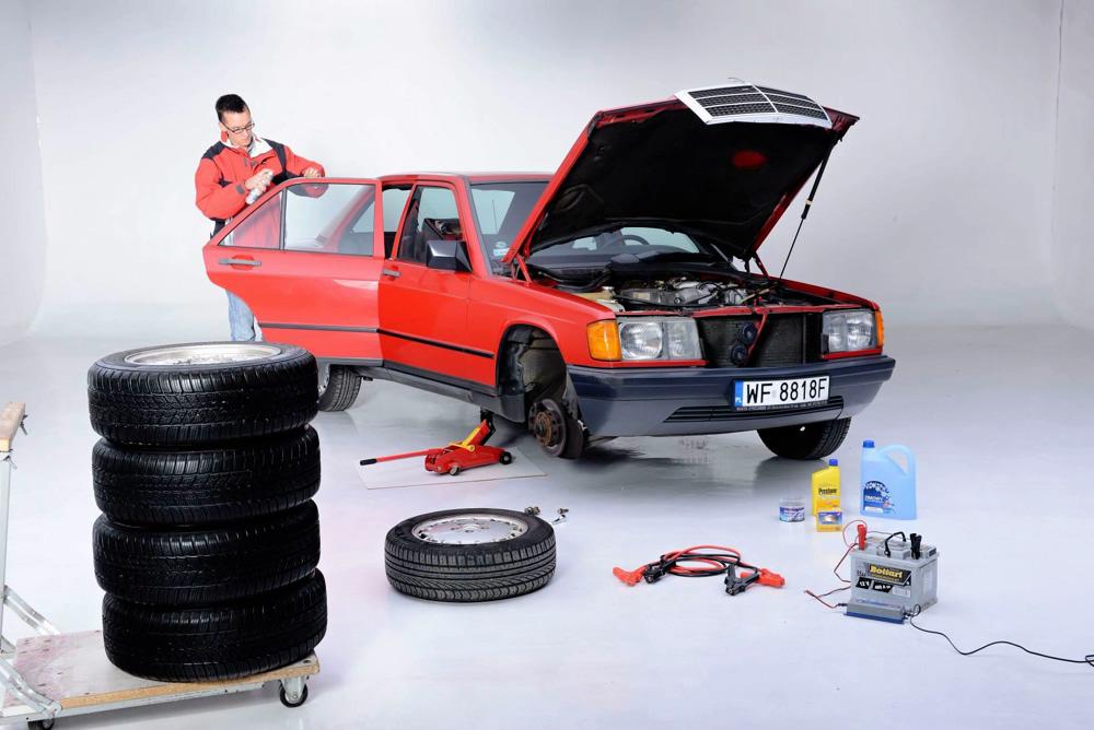 5 wskazówek, jak przygotować samochód na zimę - Zdjęcie główne