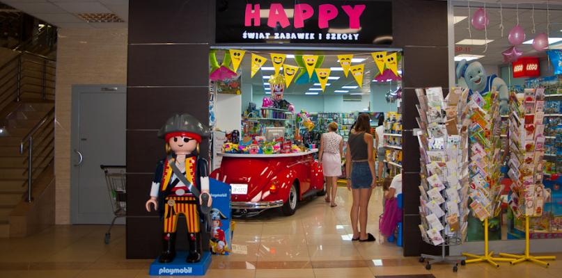 """Wielkie otwarcie sklepu """"Happy"""" w galerii Tayger [FOTO] - Zdjęcie główne"""