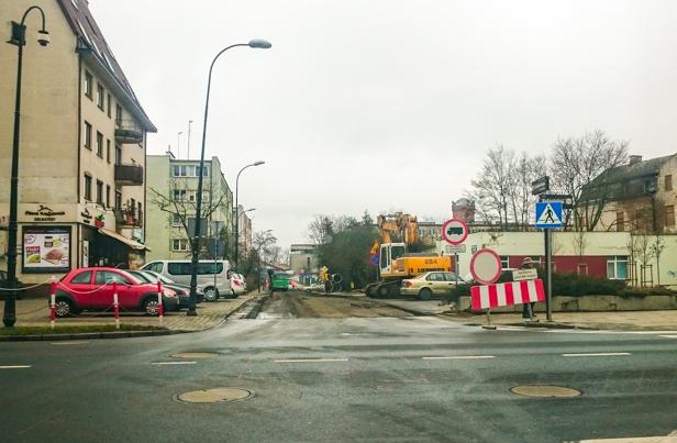 Ruszył remont w centrum miasta [FOTO] - Zdjęcie główne