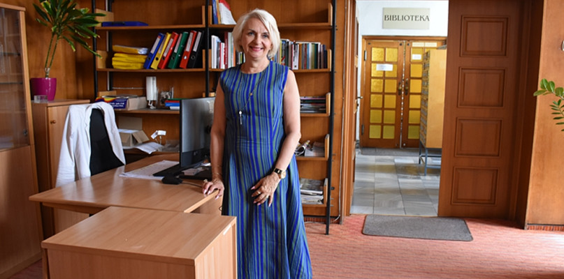 Elżbieta Gapińska o swoim wyborczym wyniku: Płoccznie mnie nie zawiedli - Zdjęcie główne