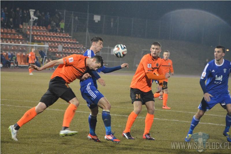 Pięć bramek w Głogowie [FOTO] - Zdjęcie główne