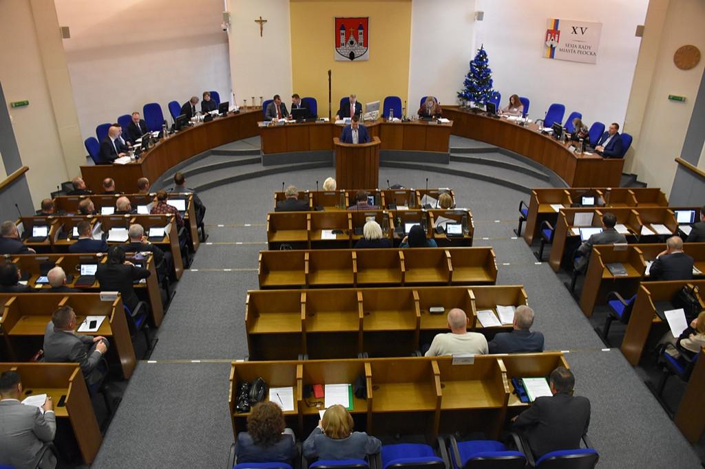 Płocka Rada Miasta przeciwko podziałowi Mazowsza? Jest projekt apelu do premiera i prezydenta - Zdjęcie główne
