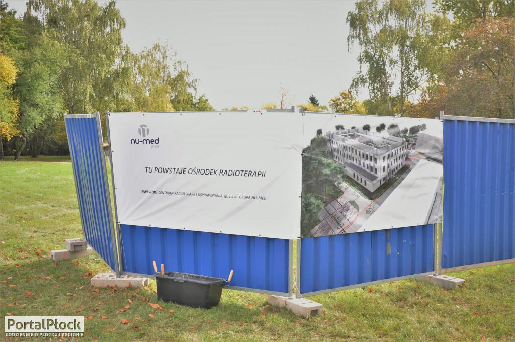 Centrum Radioterapii na Winiarach. Kiedy mogą ruszyć prace?  - Zdjęcie główne
