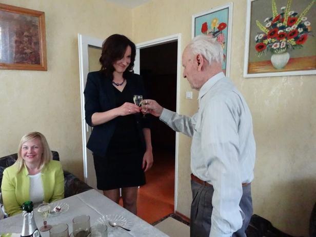 Ile lat ma najstarszy mieszkaniec Płocka? - Zdjęcie główne