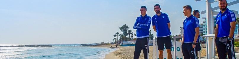 Nafciarze już na Cyprze. Podczas zgrupowania rozegrają cztery sparingi - Zdjęcie główne