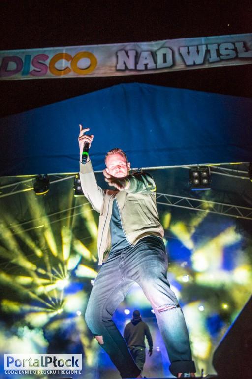 Disco nad Wisłą - sobotnia noc - Zdjęcie główne