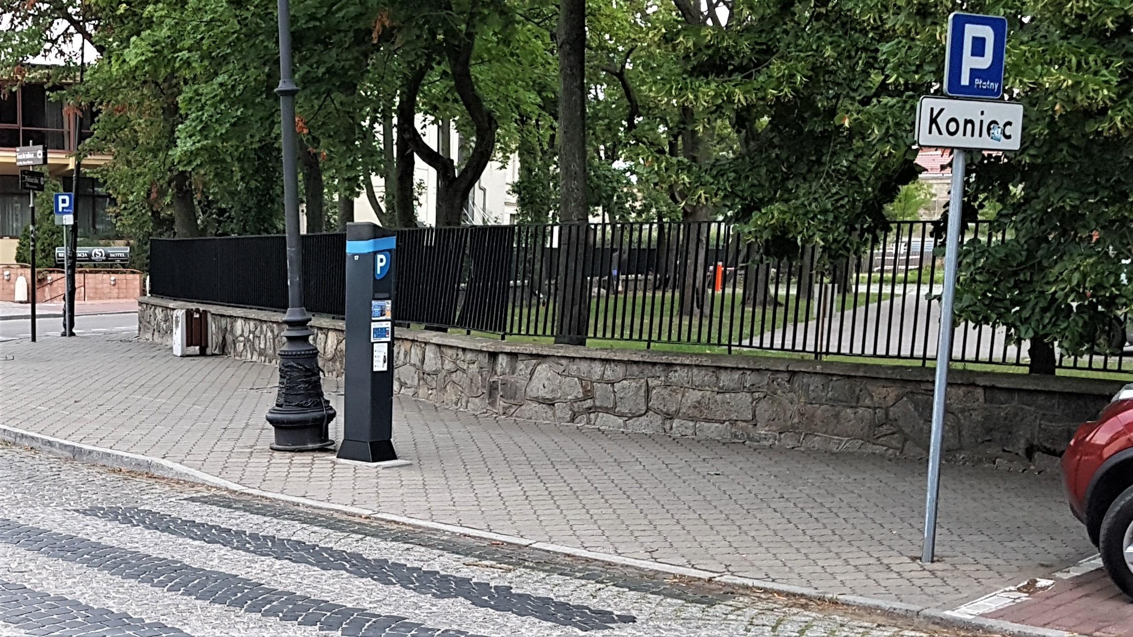 Będą zmiany w regulaminie Strefy Płatnego Parkowania - Zdjęcie główne