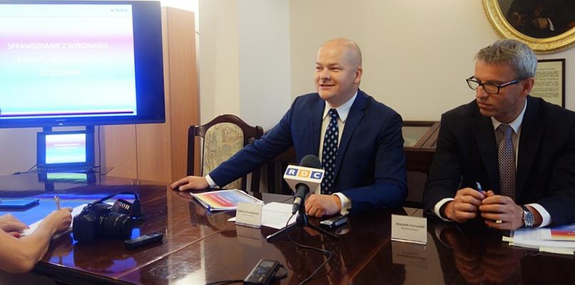 Prezydent o finansach miasta: Trzeba było zacisnąć pasa, poczekać - Zdjęcie główne