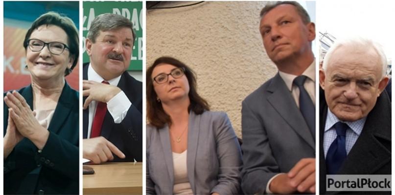 Listy Koalicji Europejskiej: Ewa Kopacz, Radosław Sikorski, Włodzimierz Cimoszewicz... - Zdjęcie główne