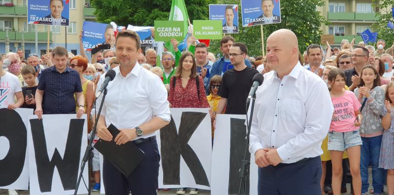 Andrzej Nowakowski o exit poll: Jestem ostrożnym optymistą  - Zdjęcie główne
