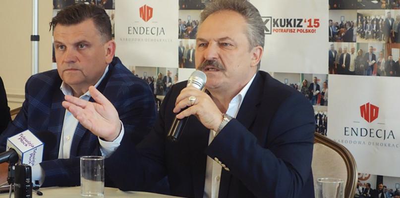 Były poseł z naszego okręgu chce startować w wyborach na prezydenta Polski - Zdjęcie główne