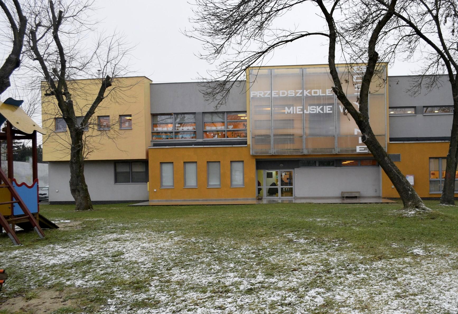 Rozbudowa przedszkola i modernizacja stadionu - Zdjęcie główne
