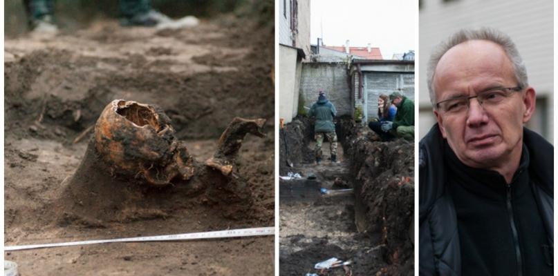 Rozbiorą garaże, by szukać szczątków ludzkich  - Zdjęcie główne