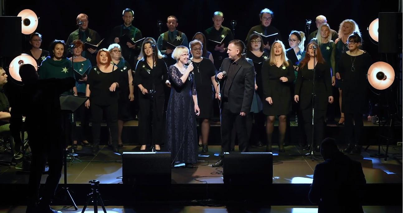 Świąteczny koncert Vox Singers [WIDEO]  - Zdjęcie główne