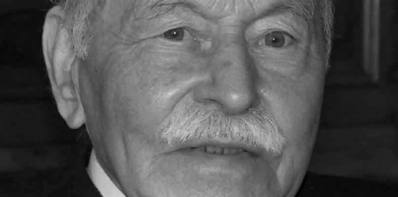 Zmarł Tadeusz Boetzel, autor tekstu Hejnału Płocka  - Zdjęcie główne