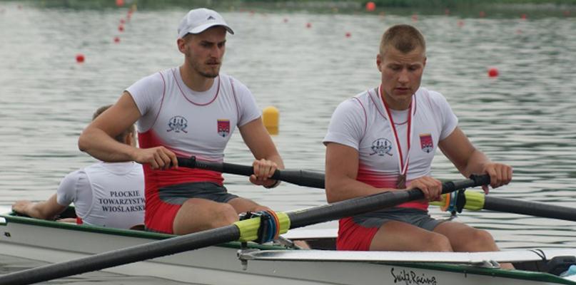 Sukces płockich wioślarzy na mistrzostwach Polski - Zdjęcie główne