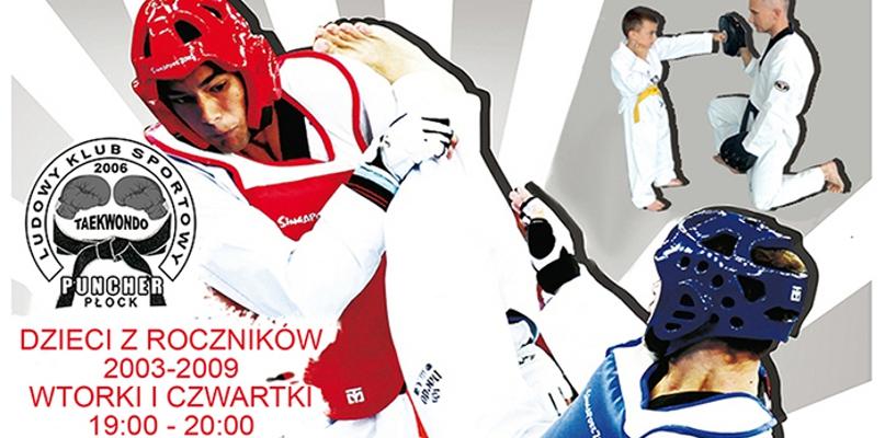 Ruszyły zapisy do płockiego klubu taekwondo olimpijskiego - Zdjęcie główne