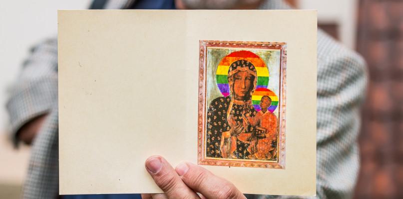 Profancja wizerunku Matki Bożej Częstochowskiej. Rzecznik Episkopatu apeluje... - Zdjęcie główne