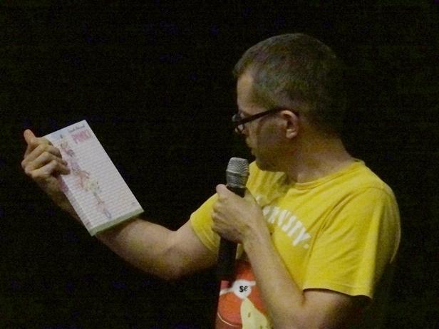 Jestem komiksowym misjonarzem - Zdjęcie główne
