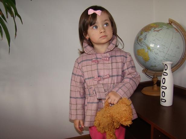 Pomóżmy 3-letniej Klaudii pokonać raka - Zdjęcie główne