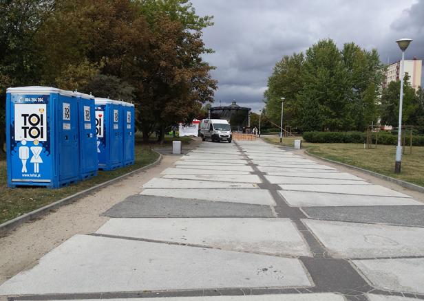 Są już projekty toalety na Roguckiego - Zdjęcie główne