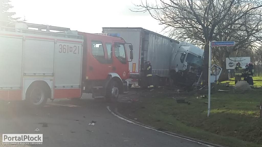 Wypadek w Białej - Zdjęcie główne