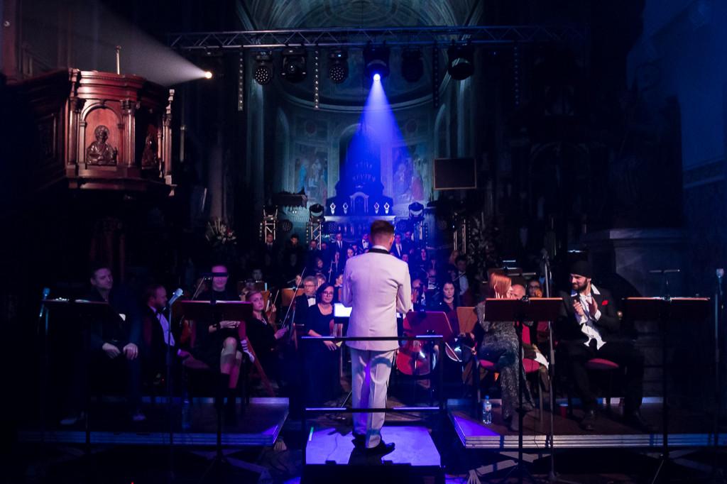 Niezwykły koncert w katedrze - Zdjęcie główne