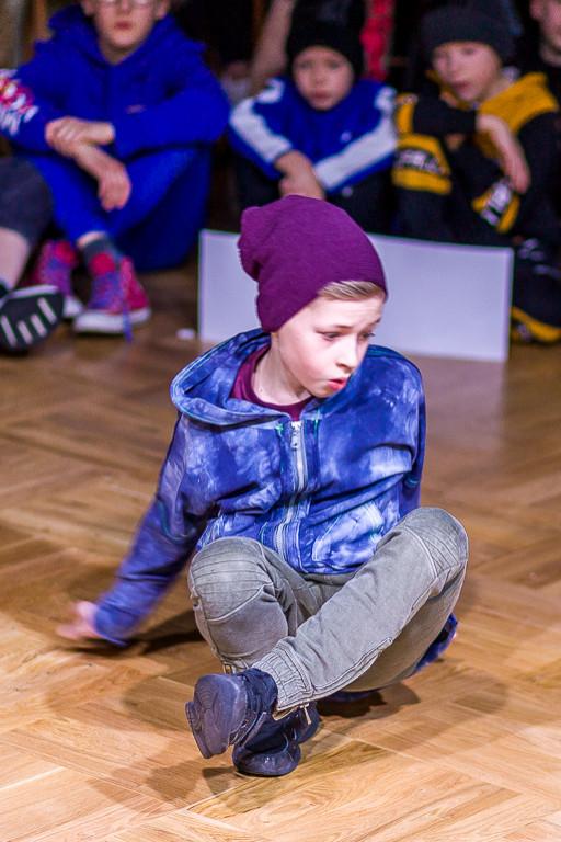 King of Style  - Turniej breakdance w POKiS - Zdjęcie główne