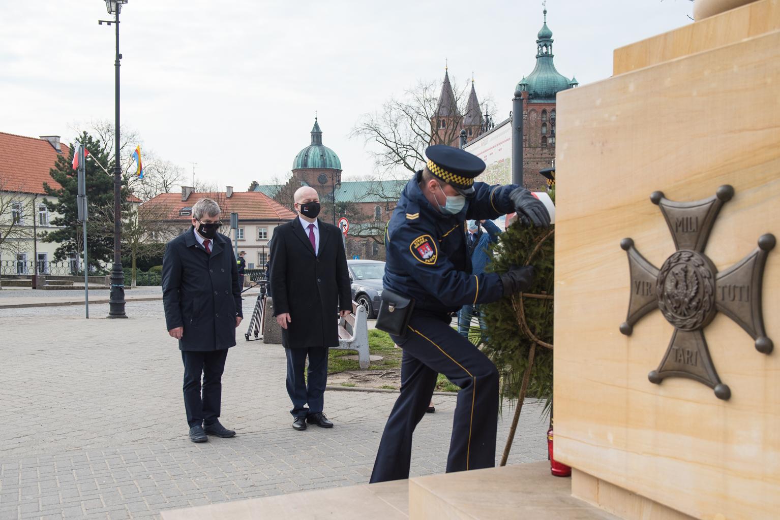 Miasto Bohater. Uroczystości w Płocku - Zdjęcie główne