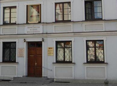 83. rocznica objawienia w centrum Płocka - Zdjęcie główne
