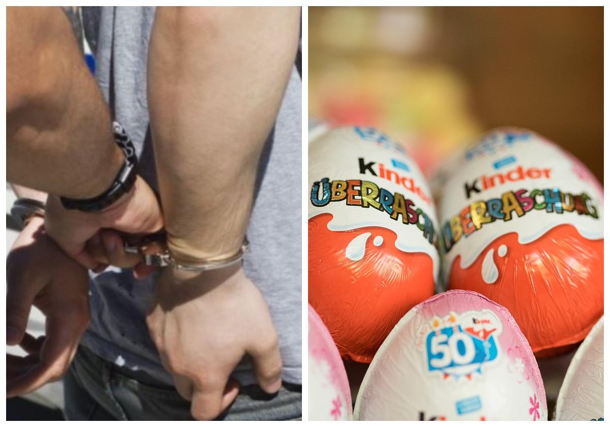 Zatrzymano 21-latka. Ukrywał marihuanę w jajku niespodziance - Zdjęcie główne