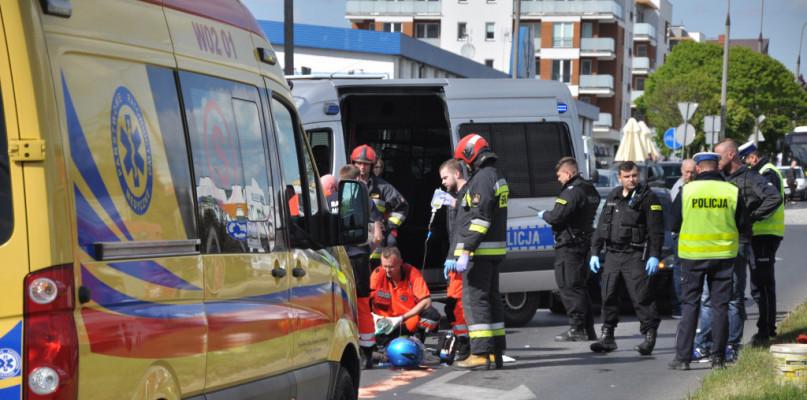 Policja szuka świadków wypadku, w którym zginął 19-letni Dominik - Zdjęcie główne