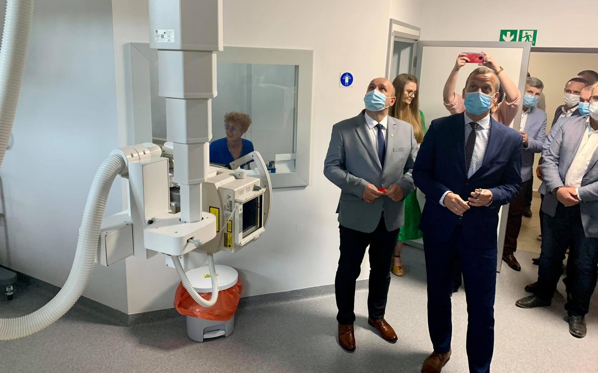 Inwestycje w sierpeckim szpitalu. Jest nowa pracownia rentgenowska [ZDJĘCIA] - Zdjęcie główne