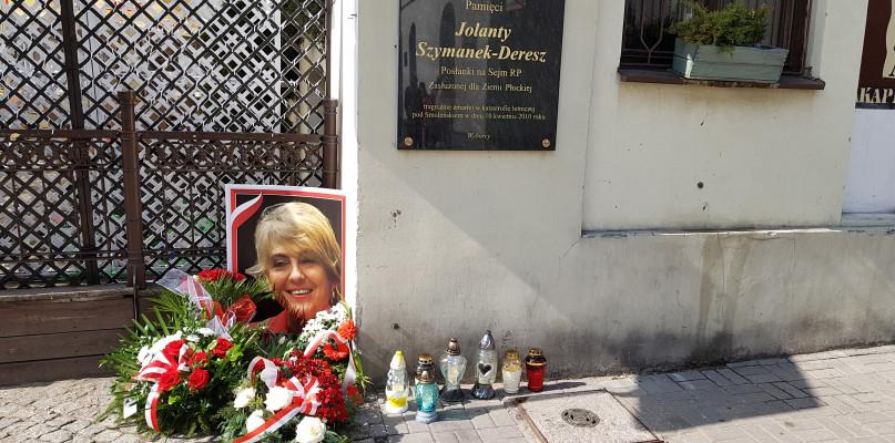10. rocznica katastrofy smoleńskiej. Wspomnienie Jolanty Szymanek-Deresz  - Zdjęcie główne
