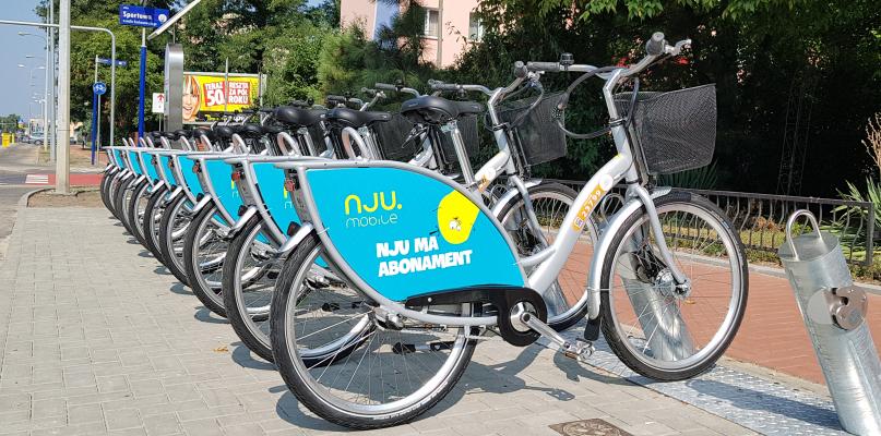 Płocki Rower Miejski będzie bogatszy o kolejną stację z 10 rowerami - Zdjęcie główne