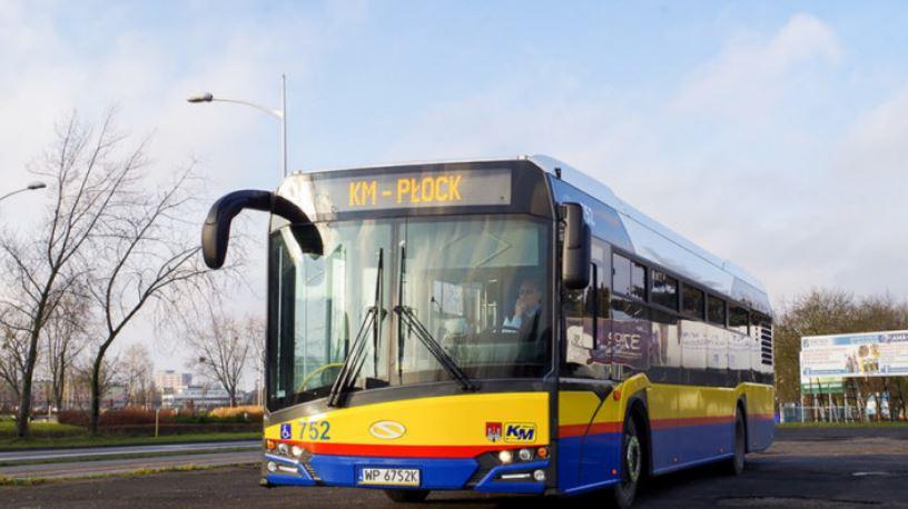 Zmiany w rozkładzie jazdy płockich autobusów. Zobacz jakie! - Zdjęcie główne