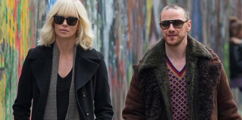 """Hit czy gniot? Kasia Szczucka ocenia film """"Atomic Blonde"""" - Zdjęcie główne"""