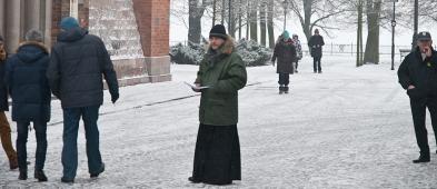 """Ekipa z serialu """"Ojciec Mateusz"""" już zaczęła zdjęcia w Płocku - Zdjęcie główne"""
