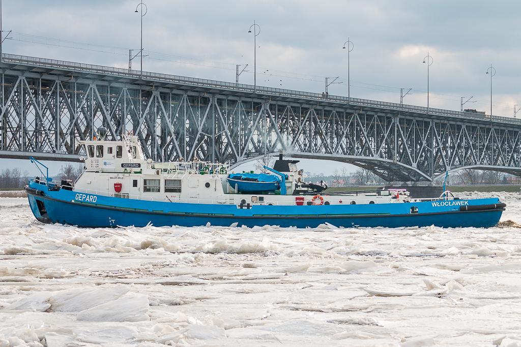 Wody Polskie: dyrektor Zarządu Zlewni we Włocławku nie kierował akcją lodołamania  - Zdjęcie główne