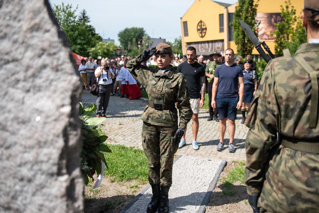 Upamiętniono najmłodszych obrońców Płocka [ZDJĘCIA] - Zdjęcie główne