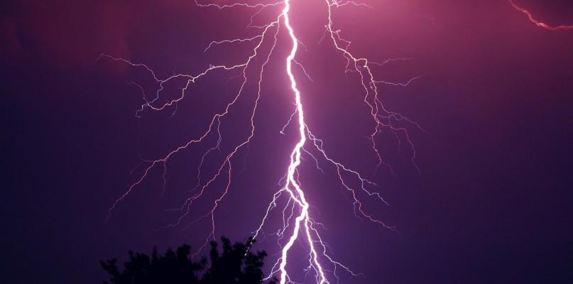 Niebezpieczne burze i grad w regionie Płocka? - Zdjęcie główne