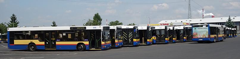 Komunikacja Miejska od maja zmienia numerację niektórych linii - Zdjęcie główne