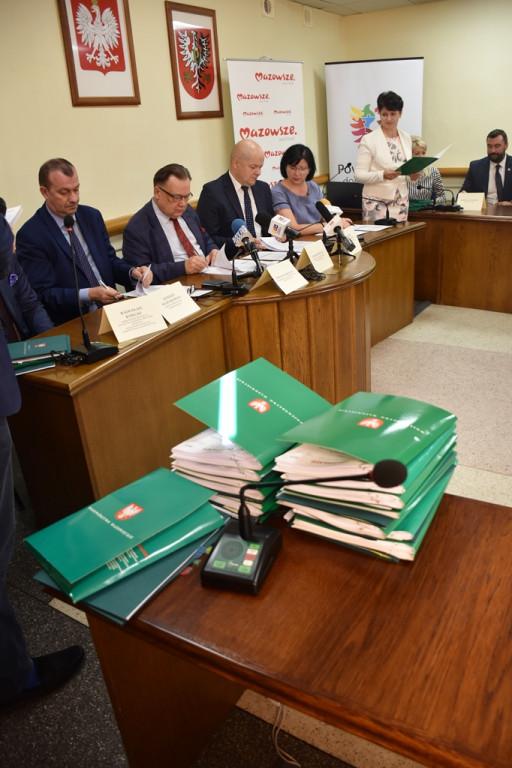 Finansowe wsparcie z budżetu Mazowsza - Zdjęcie główne