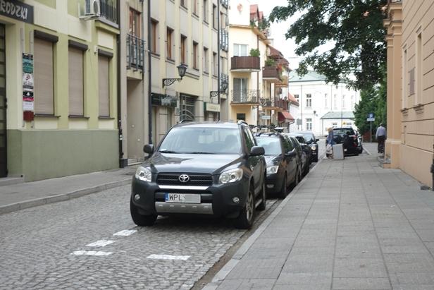 Parkowanie za darmo tylko raz dziennie - Zdjęcie główne