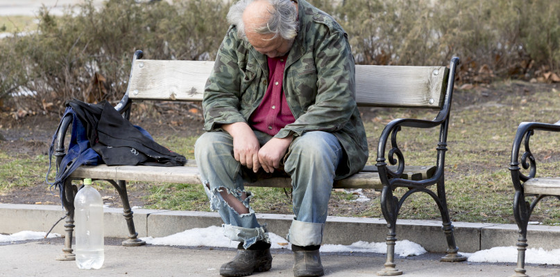 W nocy liczyli bezdomnych. Ilu ich jest w Płocku? - Zdjęcie główne