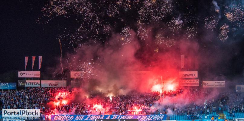 Michał Sosnowski: na płockim stadionie zawsze jest bezpiecznie - Zdjęcie główne