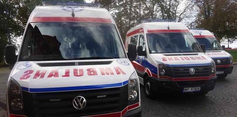 Kupią 23 nowe ambulansy. Kilka karatek będzie dla Płocka - Zdjęcie główne