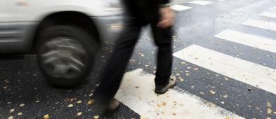 Potrącenie 22-latka na przejściu dla pieszych - Zdjęcie główne