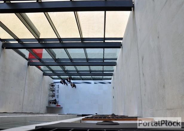 Nowe Centrum przy Orlenie. Beton i szkło - Zdjęcie główne